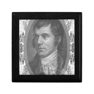Robbie Burns Portrait (Grey) Gift Box