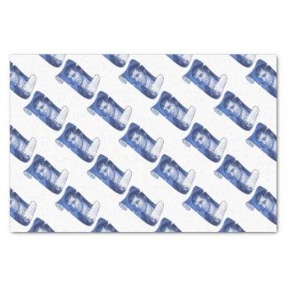 Robbie Burns Tissue Paper