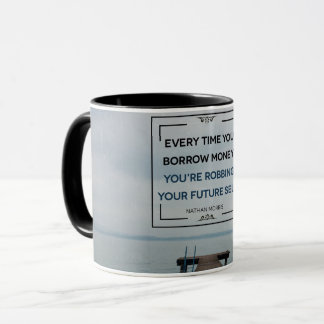 Robbing Your Future Self Mug
