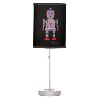 Robby the Robot Lamp