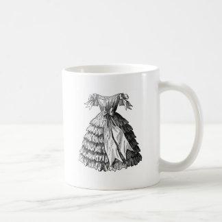 Robe de mode d'enfant de Godeys Tasse À Café
