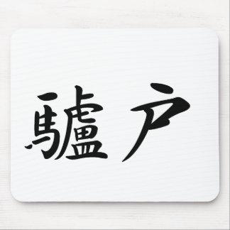 Robert-4 In Japanese is Mousepad