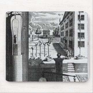 Robert Boyle's designs and ideas Mousepad