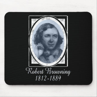 Robert Browning Mouse Pads