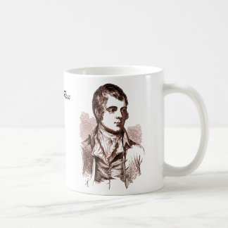 Robert Burns Mug