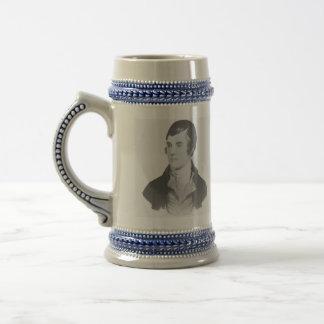Robert Burns Portrait Mug