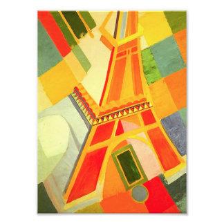Robert Delaunay Eiffel Tower Print Art Photo