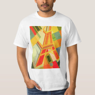 Robert Delaunay Eiffel Tower T-shirt