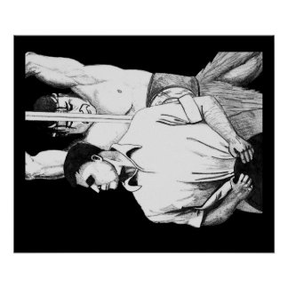 Robert E Howard and Conan Poster