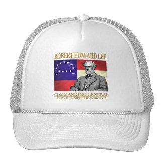Robert E Lee (Commanding General) Trucker Hat