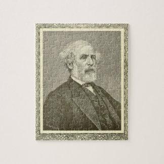 Robert E. Lee Jigsaw Puzzle
