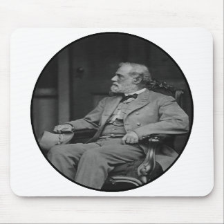 Robert E. Lee Mouse Pads