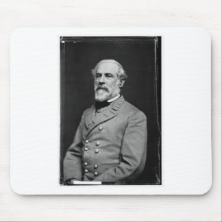 Robert E Lee Mouse Pads