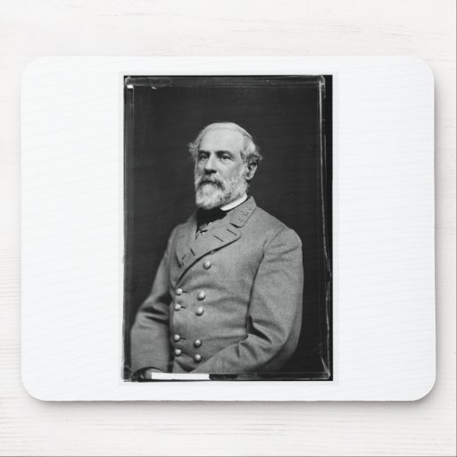 Robert E. Lee Mouse Pads