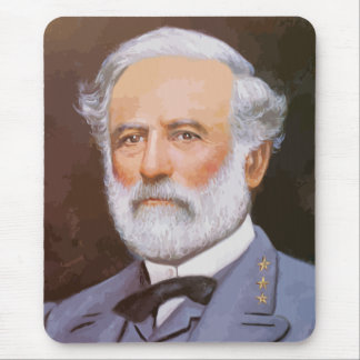Robert E. Lee Painting Mouse Pad
