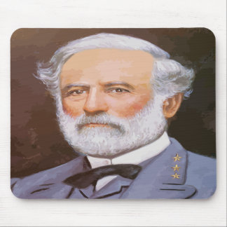 Robert E. Lee Painting Mouse Pads