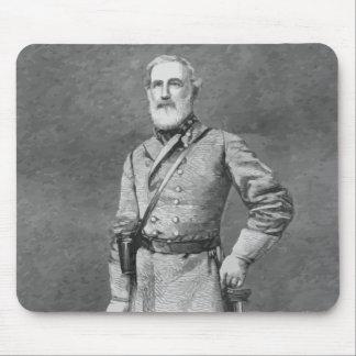 Robert E. Lee Sketch Mouse Pad