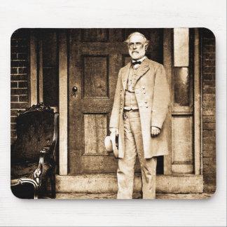 Robert E Lee - Vintage Mathew Brady Mousepads