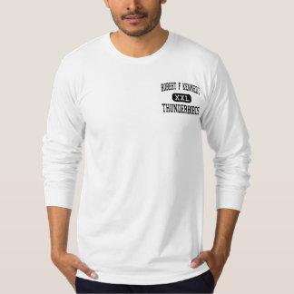 Robert F Kennedy - Thunderbirds - High - Delano T-Shirt