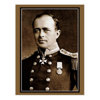 Robert Falcon Scott postcard