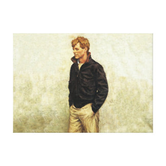Robert Francis Kennedy Canvas Print