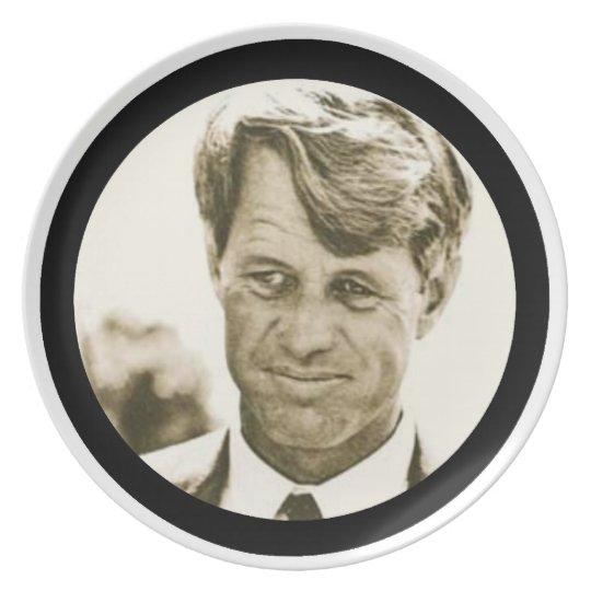 Robert Francis Kennedy Plate