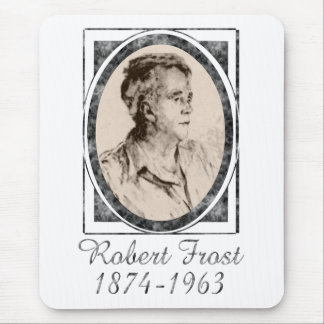 Robert Frost Mouse Pad