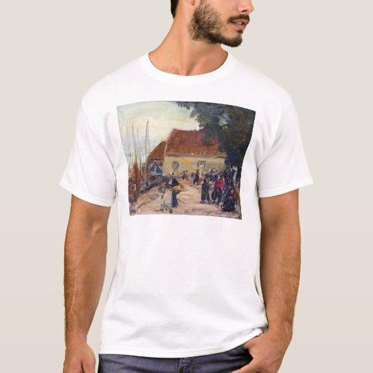 Robert Henri Volendam Street Scene T-Shirt