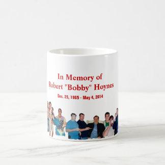 Robert Hoynes Tribute Mug
