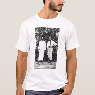 Robert Louis Stevenson and his friend T-Shirt