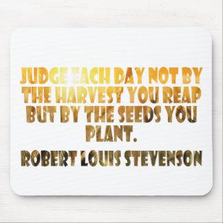 Robert Louis Stevenson Mousepads
