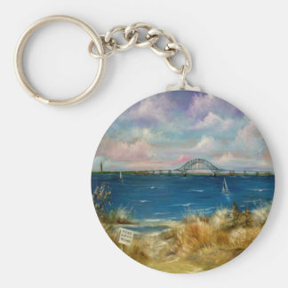 Robert Moses Design Keychain