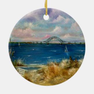 Robert Moses Ornament