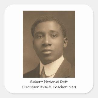 Robert Nathaniel Dett Square Sticker