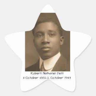 Robert Nathaniel Dett Star Sticker