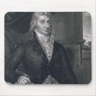 Robert R. Livingston, engraved by E. Mackenzie (en Mouse Pad