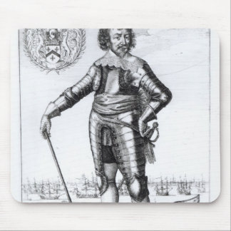 Robert Rich, 2nd Earl of Warwick Mouse Pad