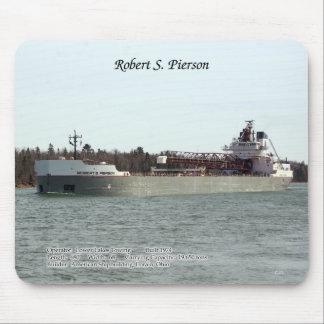 Robert S. Pierson mousepad