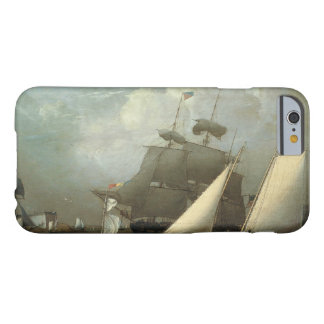 Robert Salmon -Picture of the Dream pleasure Yacht Barely There iPhone 6 Case