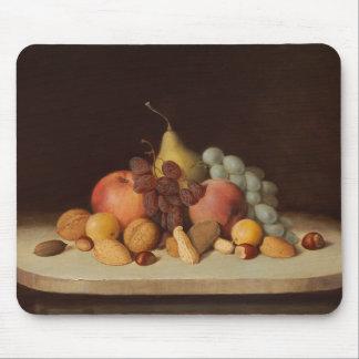 Robert Scott Duncanson - Still Life with Fruit Mouse Pad