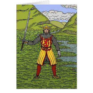 Robert the Bruce Card