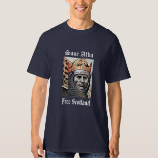 Robert the Bruce Free Scotland T-Shirt