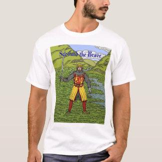 Robert the Bruce Scotland the Brave T-Shirt