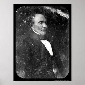 Robert Walker Daguerreotype 1846 Poster