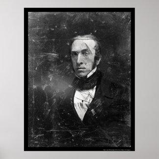 Robert Winthrop Daguerreotype 1847 Poster