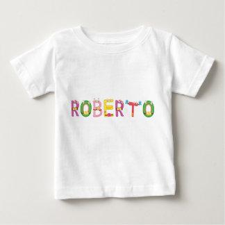 Roberto Baby T-Shirt