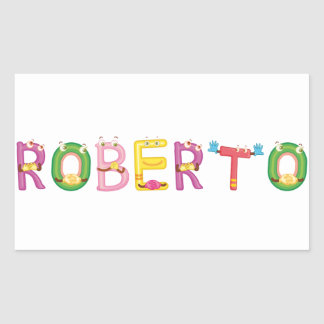 Roberto Sticker