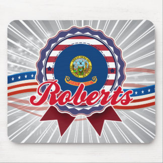 Roberts, ID Mouse Pad