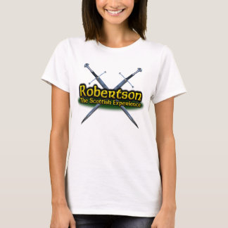 Robertson The Scottish Experience Clan T-Shirt