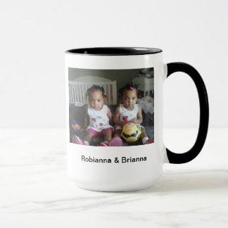 Robianna & Brianna Mug